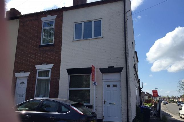 Thumbnail Property to rent in Long Street, Stapenhill, Burton Upon Trent, Staffordshire