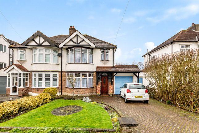 Thumbnail Semi-detached house for sale in The Avenue, West Wickham