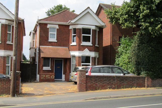 Thumbnail Detached house for sale in Winchester Road, Southampton, Hampshire