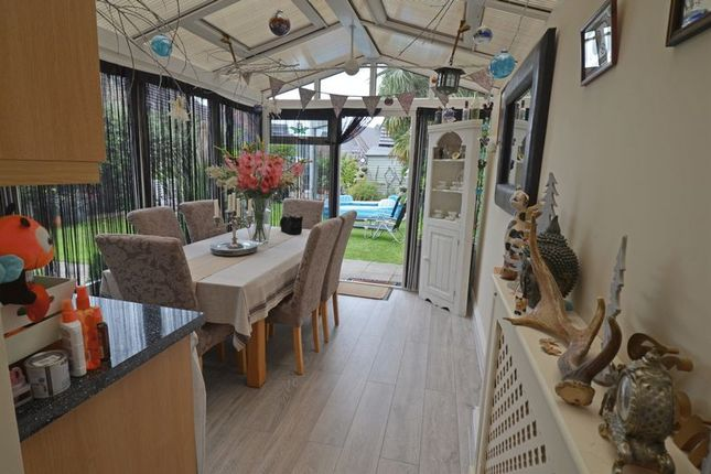 Thumbnail Detached house for sale in Highfield Road, Lydney