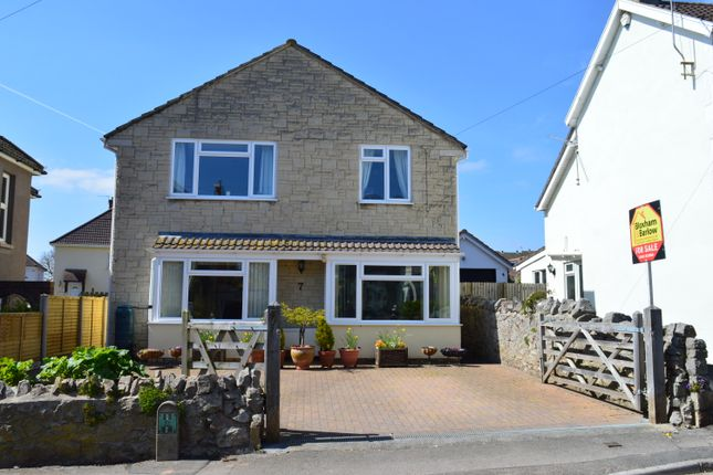 Thumbnail Detached house for sale in Coronation Road, Worle, Weston-Super-Mare