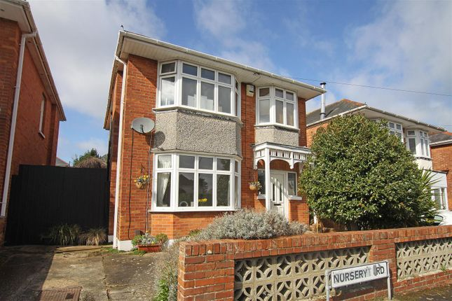 Thumbnail Detached house for sale in Nursery Road, Bournemouth