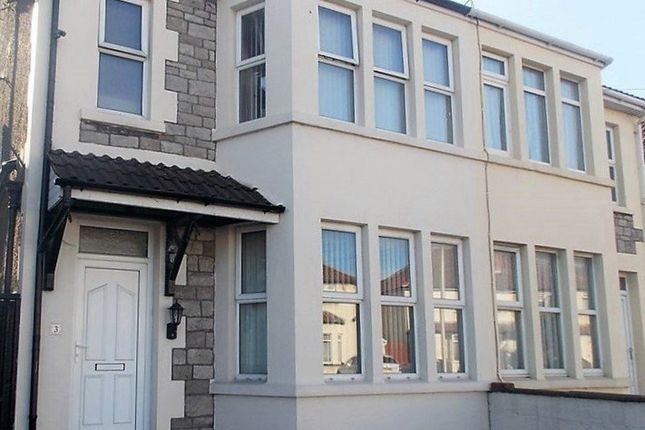 Thumbnail Semi-detached house for sale in Devonshire Road, Weston Super Mare, North Somerset