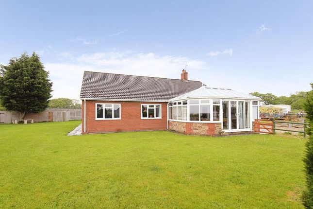 Thumbnail Detached bungalow for sale in Longville, Much Wenlock