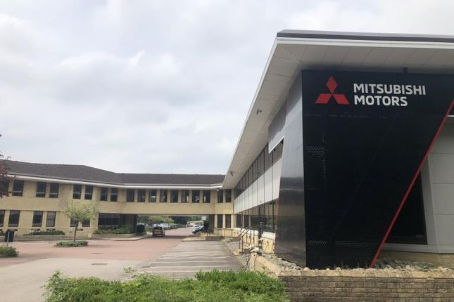 Thumbnail Warehouse to let in Unit HQ, Mitsubishi Motors UK Headquarters, Watermoor Lane, Cirencester