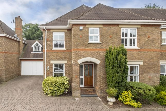 Thumbnail Semi-detached house to rent in Lordell Place, London