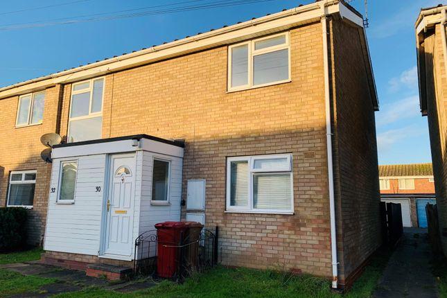 Thumbnail Flat to rent in Kensington Road, Scunthorpe