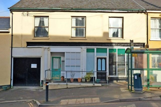 Thumbnail Terraced house for sale in Bow, Crediton