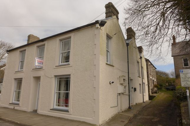 1 bed flat for sale in New Street, St David's, Haverfordwest