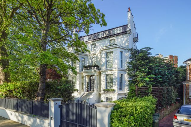 Thumbnail Detached house for sale in St. Johns Wood Park, St John's Wood, London