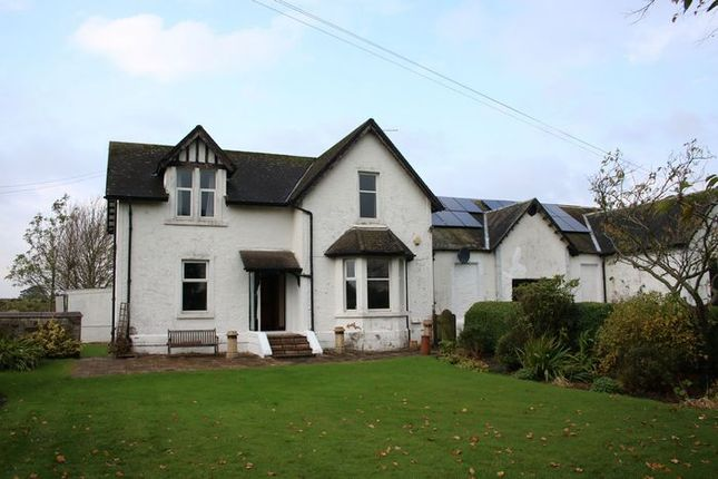 Thumbnail Detached house for sale in Inkerman Schoolhouse, Candren Road, Linwood, Renfrewshire