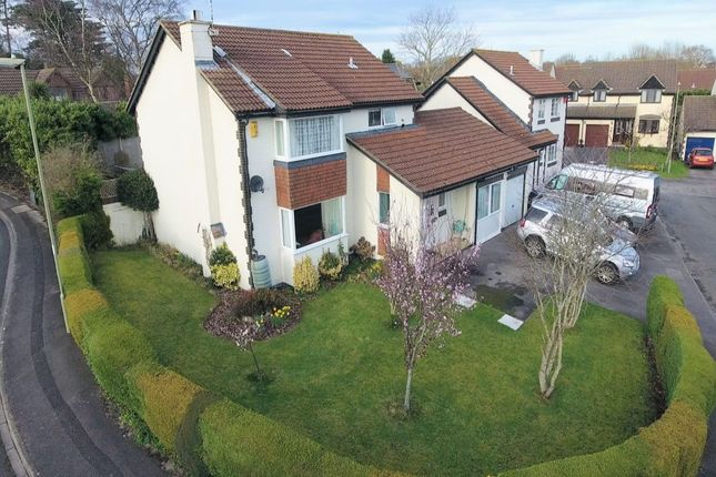 Thumbnail Detached house for sale in Huxley Close, Locks Heath, Southampton
