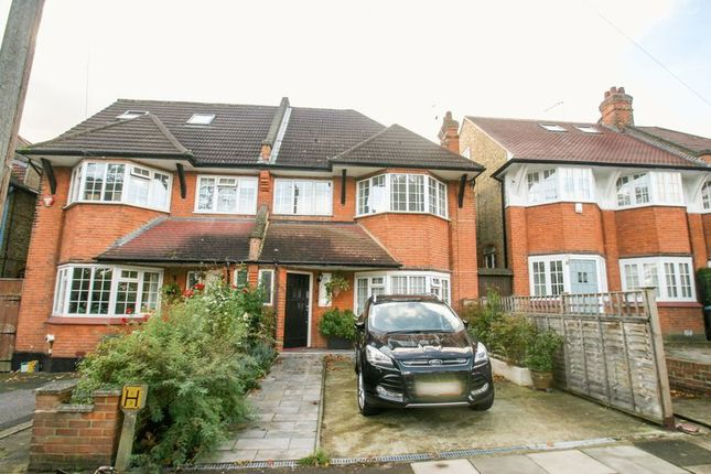 Thumbnail Flat for sale in Arundel Gardens, London