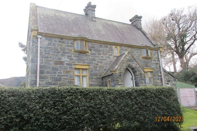 Thumbnail Detached house for sale in Old School House, School Bank Road, Llanwrst, Llanwrst