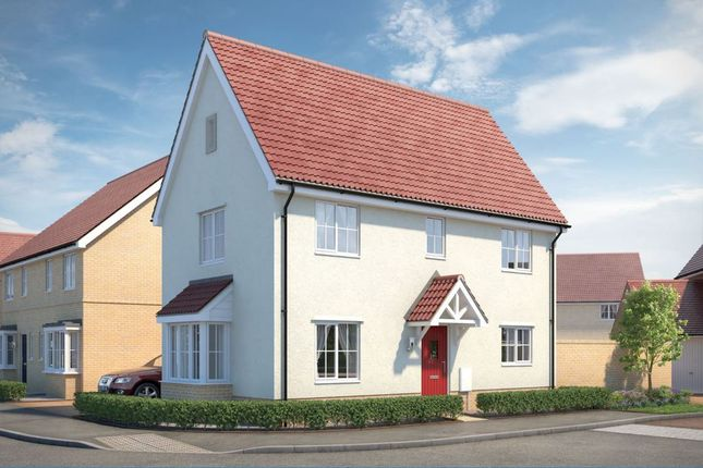"3 bedroom property for sale in ""The Chelsworth"" at Yarrow Walk, Red Lodge, Bury St. Edmunds"