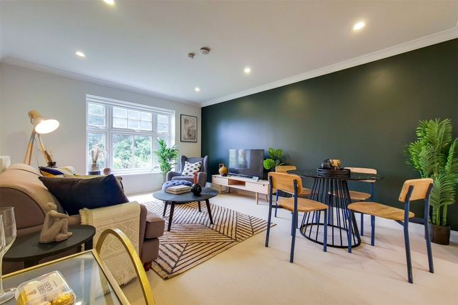 Thumbnail Flat to rent in Forest Court, 250 Rosendale Road, Norwood, London