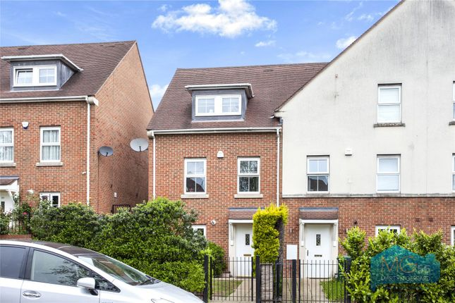4 bed semi-detached house for sale in Russell Lane, Whetstone, London N20
