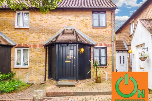 Thumbnail End terrace house for sale in Alestan Beck Road, Beckton, London