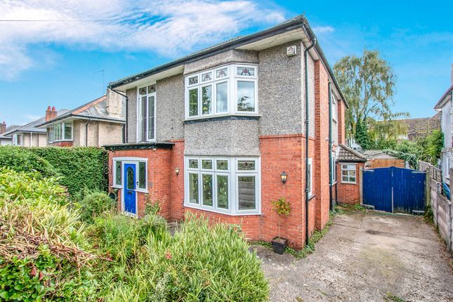 Thumbnail Detached house for sale in Glenmoor Road, Winton, Bournemouth