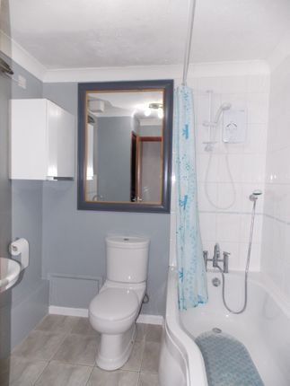 Bathroom of St. Georges Hill, Perranporth TR6
