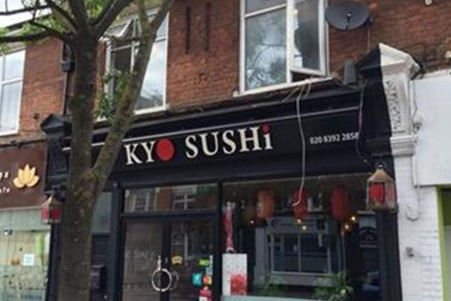 Thumbnail Restaurant/cafe for sale in Upper Richmond Road West, London