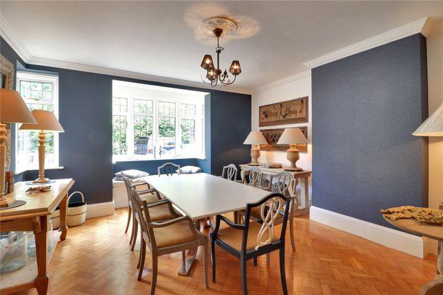 Dining Room of Beechlands, Best Beech Hill, Wadhurst, East Sussex TN5