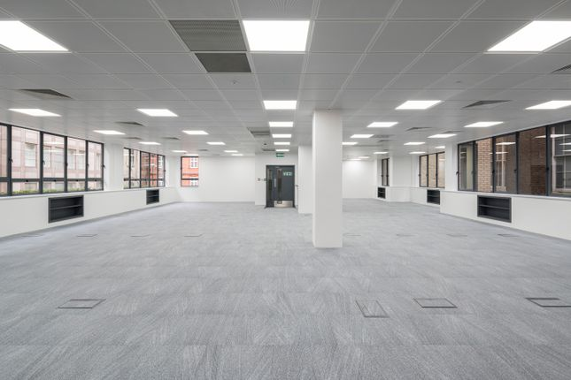 Floor of 9 Bridewell Place, London EC4V