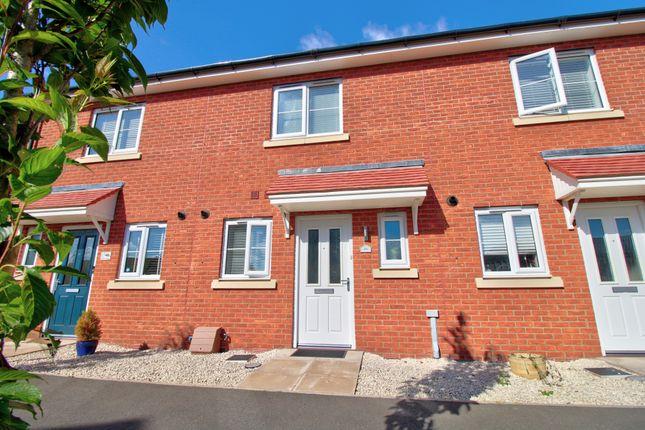 2 bed terraced house for sale in Portland Way, Great Blakenham, Ipswich IP6