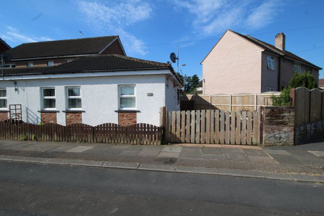 Thumbnail Bungalow for sale in Parkside, Carlisle, Cumbria