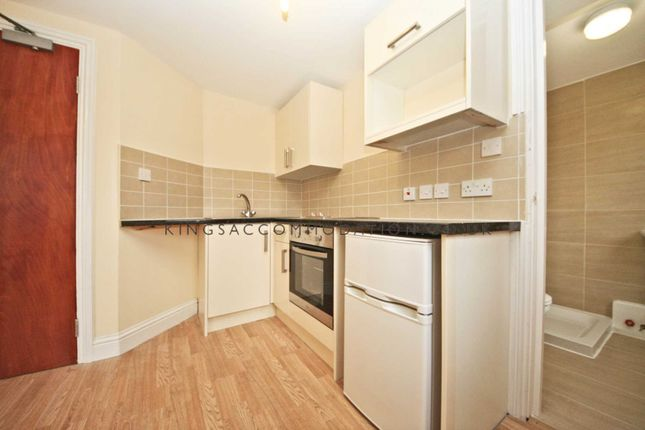 Thumbnail Studio to rent in Angell Road, London
