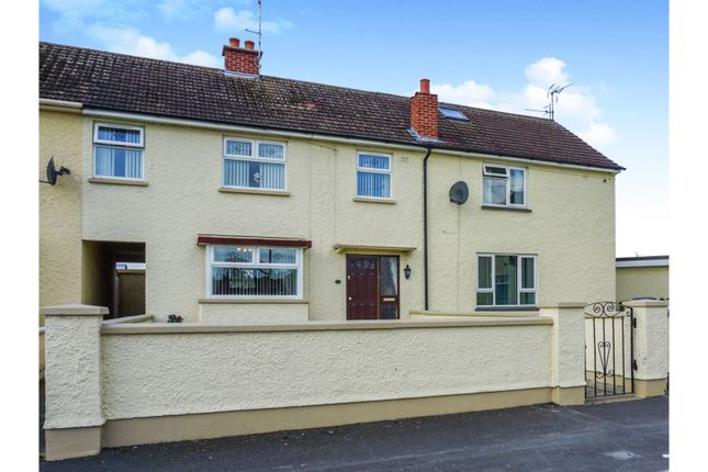 Thumbnail Terraced house for sale in Hartfield Square, Portadown