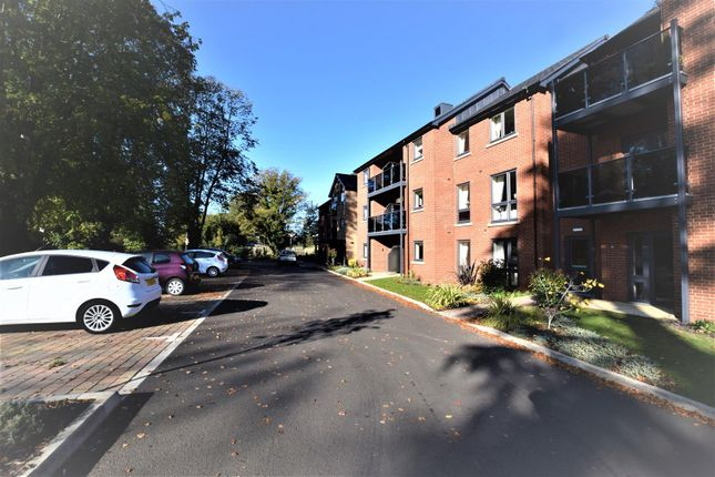 Thumbnail Flat for sale in Lonsdale Park, Barleythorpe Road, Oakham