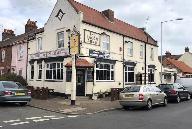 Thumbnail Pub/bar for sale in Great Yarmouth, Norfolk