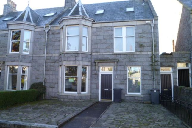 Thumbnail Flat to rent in Devonshire Road, Aberdeen