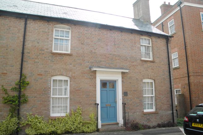 Thumbnail Semi-detached house to rent in Jubilee Court, Poundbury, Dorchester