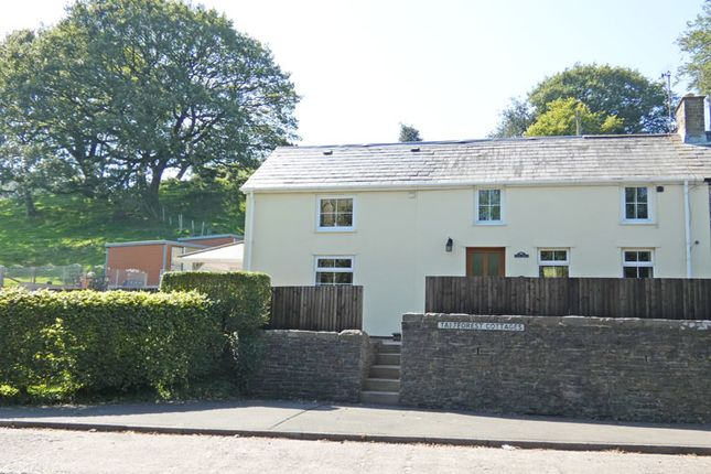 Thumbnail Cottage for sale in Tai Fforest, Nelson, Treharris