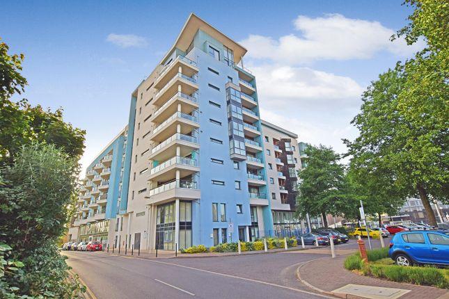 Thumbnail Flat to rent in Sapphire Court, Ocean Way, Ocean Vilage Southampton