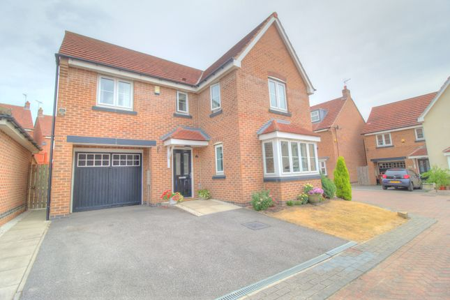 Thumbnail Detached house for sale in Orrell Grove, Middleton, Leeds