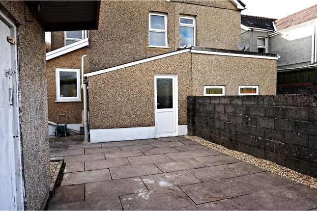 Patio of Pantyffynnon Road, Ammanford SA18