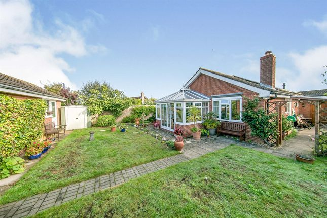 Thumbnail Detached bungalow for sale in The Chippings, Aldeburgh