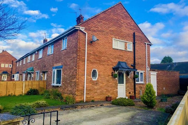 Thumbnail Semi-detached house for sale in Salmonby Road, Scunthorpe