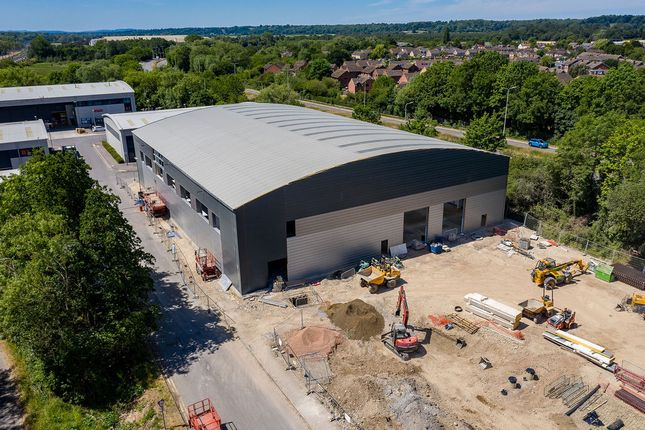Thumbnail Industrial to let in Unit 2, Total Park, Theale, Reading