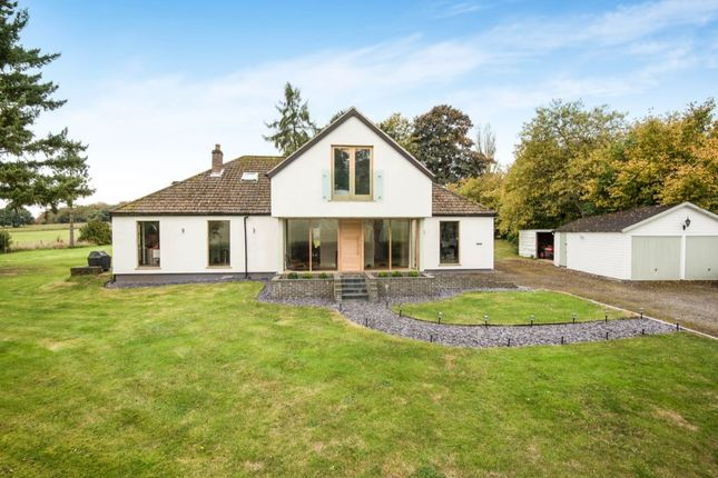 4 bed detached house for sale in Bottom Road, Radnage, High Wycombe