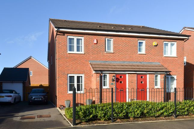 Semi-detached house in  East Works Drive  Cofton Hackett  Birmingham  Birmingham