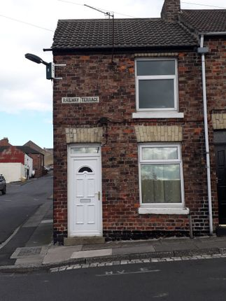 Thumbnail End terrace house to rent in Railway Terrace, Brotton