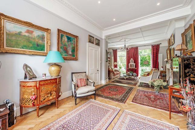 Thumbnail Flat to rent in Palliser Road, London