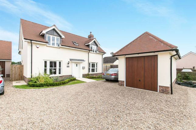 Thumbnail Detached house for sale in The Street, Bradfield, Manningtree