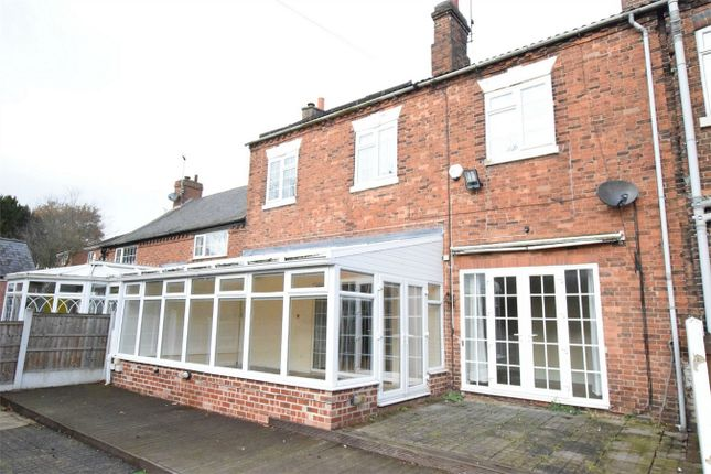 Thumbnail Terraced house for sale in Lower Somercotes, Somercotes, Alfreton, Derbyshire