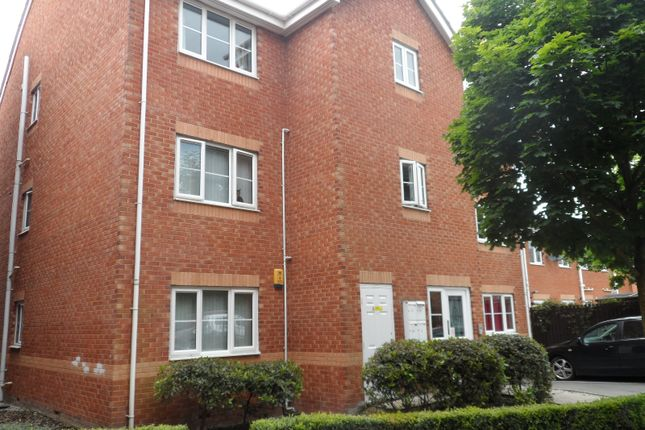 Thumbnail Flat to rent in Medway Court, St. Helens