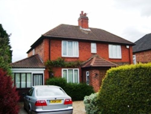 Thumbnail Detached house for sale in Stanley Drive, Leicester